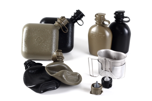 Photo of canteen products made by the Lighthouse